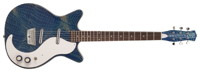 Электрогитара Danelectro 59 Alligator