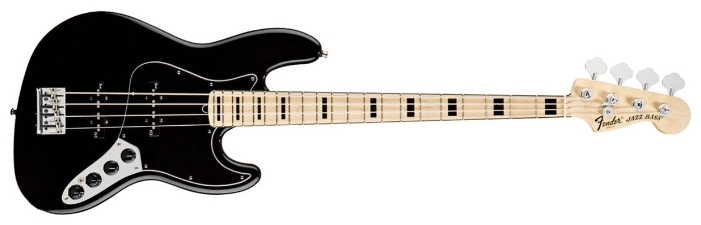Бас-гитара Fender American