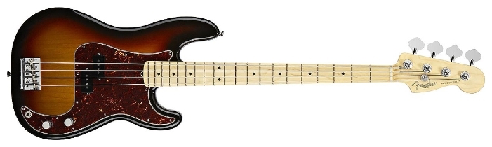 Бас-гитара Fender American Standard Precision Bass MN