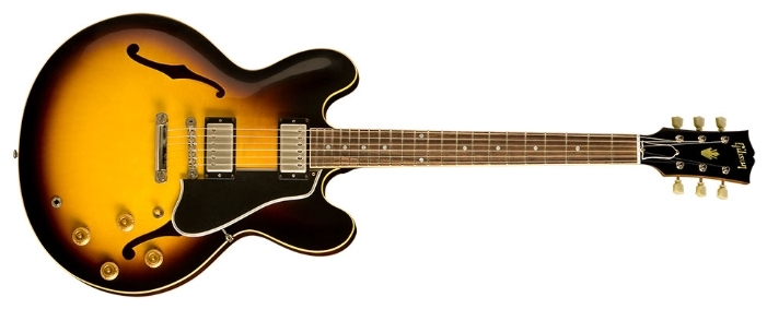 гибсон гитара фото