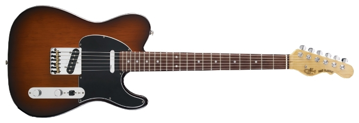 Электрогитара G&L ASAT Classic Alnico Launch Edition
