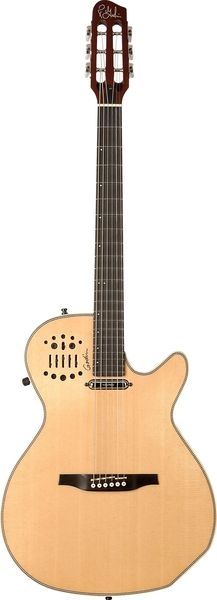 Электроакустическая гитара Godin 31238 Multiac Spectrum Natural HG