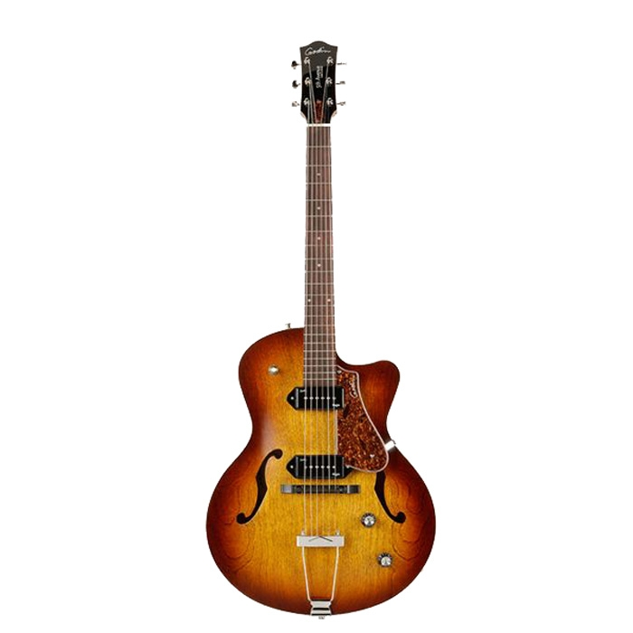 Электроакустическая гитара Godin 31986K 5th Avenue Cognac Burst Kingpin P90