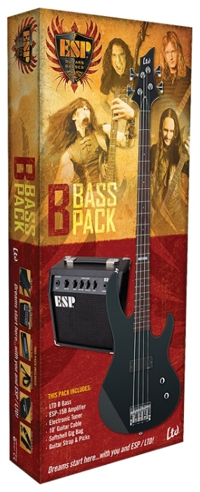 Бас-гитарыLTD B Bass Pack