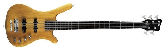 Бас-гитарыROCKBASS Corvette Basic Active 5