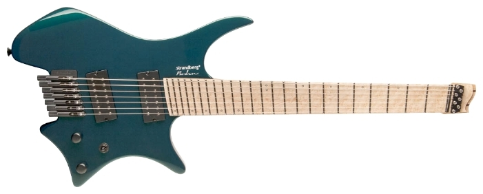 Электрогитара Strandberg Boden 7 Custom Shop